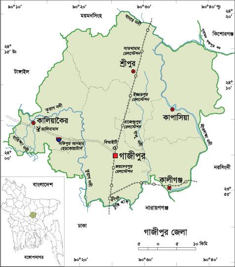 Information Portal Of Gazipur District Bangladesh